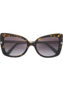 94fa55f02 R$ 3766,00. Farfetch Tom Ford Eyewear Óculos De Sol ...