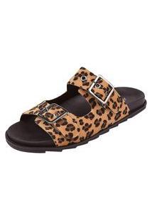 Birken Uzze Sapatos Fivela Onça