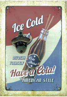 Abridor De Parede Ice Cold Bege Kasa Ideia