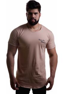 Camiseta Advance Casual Caqui