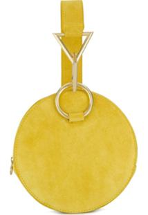 Tara Zadeh Clutch Azar Mini - Amarelo