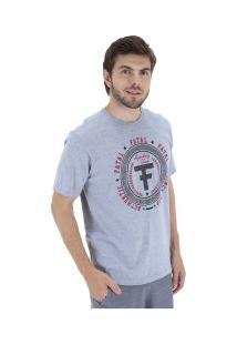 Camiseta Fatal Estampada 20285 - Masculina - Cinza