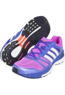 Tênis Adidas Performance Supernova Sequence 7 W Roxo