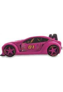 Cama Carro Zmax Racing - Pink - Pink - Dafiti