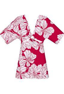 Vestido Tecido Crepe Chiffon Curto Dama - Lez A Lez