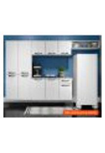 Cozinha Compacta Rubi 7 Pt Branca
