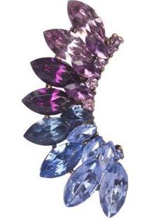 Brinco Armazem Rr Bijoux Ear Cuff - Feminino-Rosa+Azul