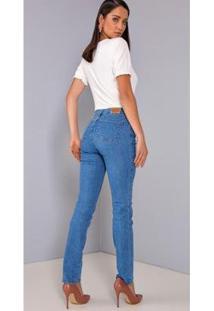 Calça Jeans Zait Reta Milka - Feminino