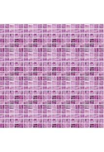 Pastilhas Adesivas Tons De Vinho (0,60M X 2,50M)