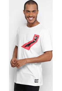 Camiseta Starter X Peanuts Snoopy Detetive Masculina - Masculino