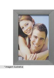 Porta Retratos Insta- Prateado- Tamanho Da Foto: 10Xkapos