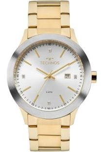 Relógio Technos Feminino Trend 2115Mko/4C 2115Mko/4C - Feminino-Dourado