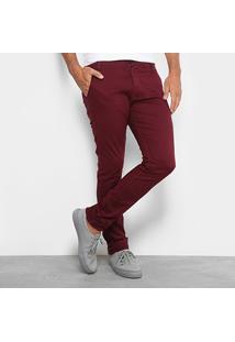 Calça Hd Color Slim Masculina - Masculino