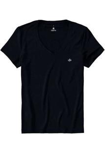 Camiseta Feminina Malwee 1000057424 00004-Preto