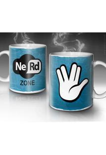 Caneca Nerd Zone
