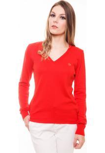 Pullover Beautifull Hit Vermelho
