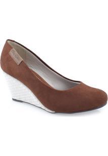 Sapato Anabela Moleca - 5270825