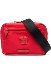 Versace Pochete La Medusa - Vermelho