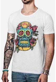 Camiseta Sugar Skull 0227