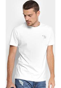 Camiseta Forum Estampa Posterior Logo Masculina - Masculino