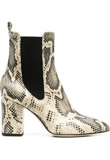 Paris Texas Ankle Boot Marrom - Neutro
