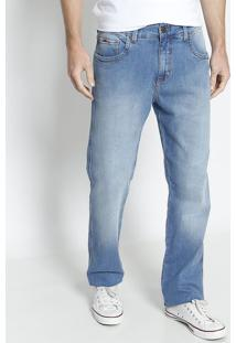 Jeans History Com ZãPer- Azul- Forumforum