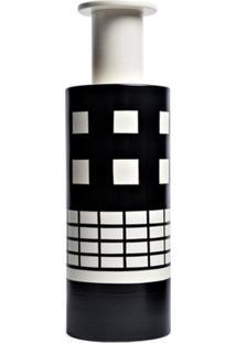 Bitossi Ceramiche Vaso Rocchetto Preto