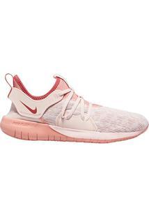 Tênis Nike Flex Contact 3 Feminino - Feminino-Rosa