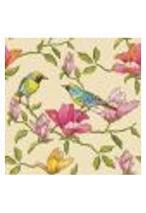 Papel De Parede Adesivo - Birds - 052Ppb