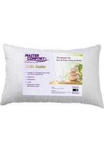 Travesseiro Íons De Prata E Fibra De Bambu Altura 15 Cm