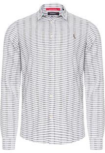 735010c61b37 Camisa Reserva Textura masculina   Moda Sem Censura