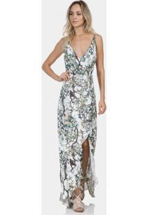 57e87a5f2b Vestido Longo Lunender feminino