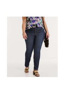 Calça Plus Size Skinny Feminina Zune Jeans