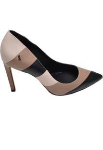 Sapato Feminino Scarpin Santa Lolla Multicor
