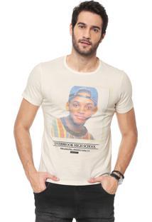 Camiseta Sergio K Will Smith Off-White