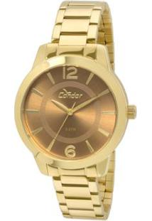 a832df3c0cf Relógio Digital Dourado Verde feminino
