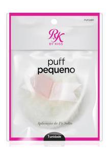 Puff Pequeno Para Pó - Rk By Kiss. - Un