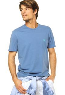 Camiseta Mandi Kombi Azul