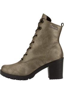 Bota Barth Shoes Wind Ouro