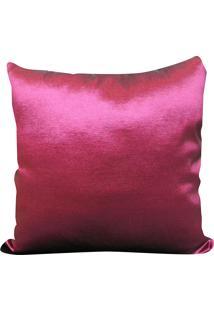 Capa Para Almofada Tafeta 45X45 - Perfil Matelados - Pink
