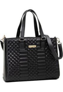 Bolsa Handbag Alice Monteiro Tiracolo E Mão Matelassê - Feminino