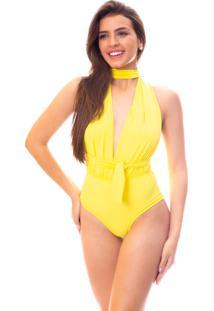 Body Moda Vicio Multiuso Amarelo