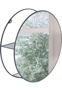 Espelho Cirko Preto