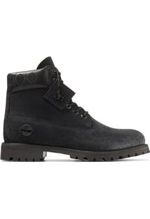 Jimmy Choo X Timberland Ankle Boots - Preto