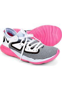 Tênis Nike Flex 2019 Run Feminino - Feminino-Rosa+Cinza