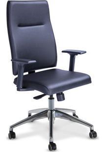 Cadeira Blasco Giratória Preto