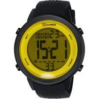 4e8e0e26e4b Relógio Digital X Games Xmppd475 - Masculino - Preto
