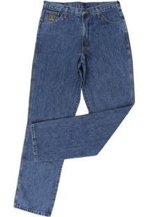 Calça Jeans Cinch Green Label Masculina - Masculino-Azul Escuro
