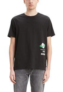 Camiseta Levis Short Sleeve Justin Timberlake - S