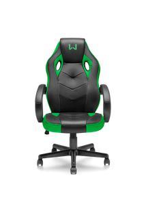 Cadeira Gamer Verde Warrior - Ga160 Verde